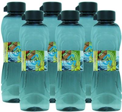 G-PET Fridge Lily 1000 ml Water Bottles