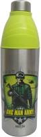 Milton Classic Series 750 ml Water Bottle(Set of 1, Silver & Green)