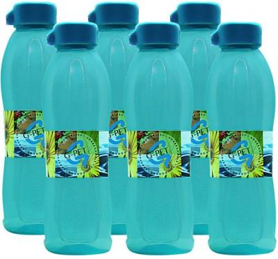 G-PET Fridge Irish 1000 ml Water Bottles