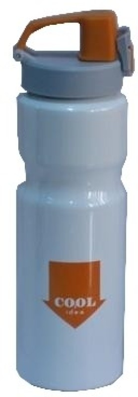 Simply Solid Single Wall Bottle 750 ml(Orange)