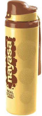 Nayasa Real Steel 675 ml Water Bottle