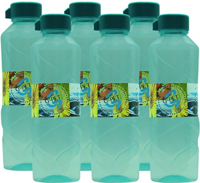 G-PET Fridge Poppy 1000 ml Water Bottles