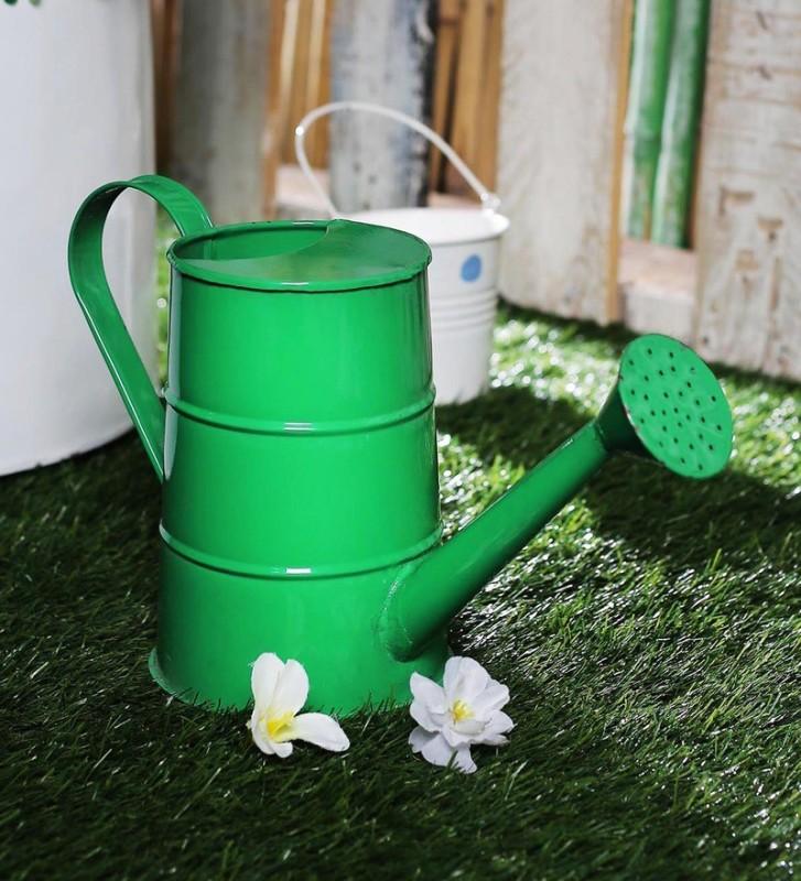 Green Girgit 1 L Water Cane(Green, Pack of 1)