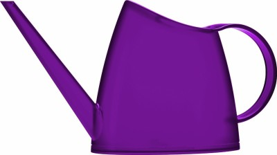 Emsa 505885 Fuchsia Watering Can 1.5L Aubergine 1.5 L Hand Held Sprayer(Pack of 1)