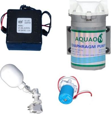 Wellon FCW + SV + Float valv + AQUAON pump Solid Filter Cartridge