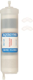 AQUADYN Mineral/Alkaline Cartridge - Hi TDS Quickfit type for Self Service of all domestic RO Water Purifiers Solid Filter Cartridge(Absolute 0.2 microns, Pack of 1)