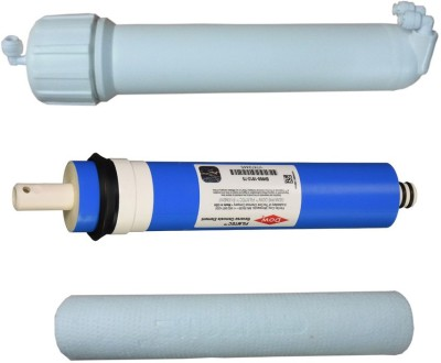DOW FILMTEC MEMBRANE WITH HOUSING AND SPUN Solid Filter Cartridge