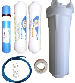 Earthrosystem Ro Service Inline Filter set Modl13 Solid Filter Cartridge(0.5, Pack of 12)