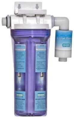 Eco Crystal Water Softener Model Fresh and Clean Media Filter Cartridge
