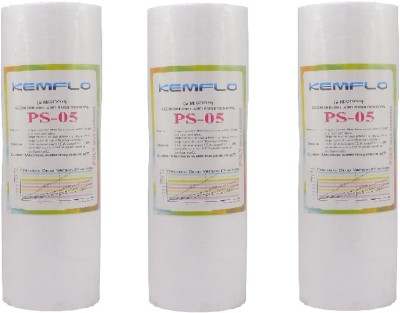 Kemflo PS 05 Sediment (Pack of 3 Pieces) Solid Filter Cartridge