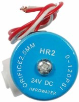 BalRama Solenoid Valve HERO 24v for RO / UV Solid Filter Cartridge(0.5, Pack of 1)