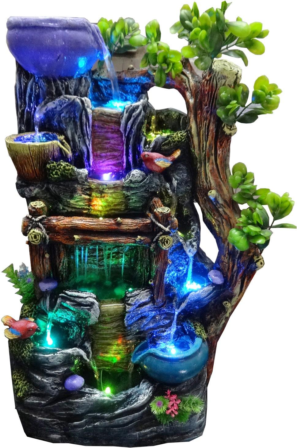 NVR Indoor, Outdoor Water Fountain(70 cm X 42 cm X 42 cm)