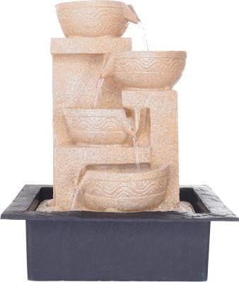 Treasure Trove Indoor, Outdoor Water Fountain(41 cm X 23 cm X 31 cm)