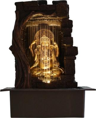Treasure Trove Indoor, Outdoor Water Fountain(42 cm X 23 cm X 31 cm)