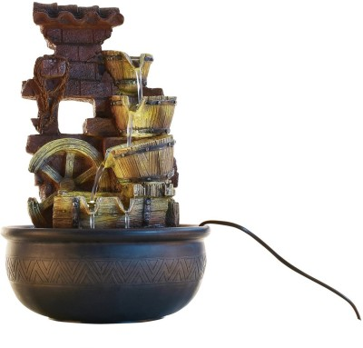 eCraftIndia Indoor, Outdoor Water Fountain(27 cm X 27 cm X 27 cm)