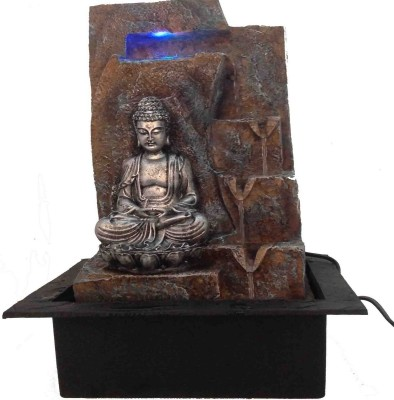 eCraftIndia Indoor, Outdoor Water Fountain(23 cm X 23 cm X 32 cm)