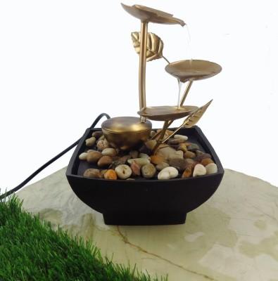 Importwala Indoor Water Fountain(24 cm X 16.5 cm X 16.5 cm)