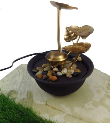 Importwala Indoor Water Fountain(24 cm X 18.5 cm X 18.5 cm)