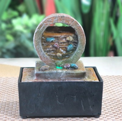 Importwala Indoor Water Fountain(18 cm X 15 cm X 10 cm)