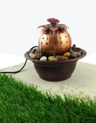 Importwala Indoor Water Fountain(14 cm X 15.5 cm X 15.5 cm)