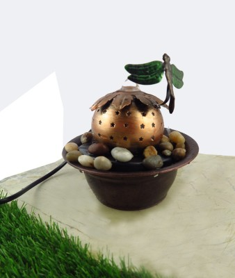 Importwala Indoor Water Fountain(16 cm X 15.5 cm X 15.5 cm)