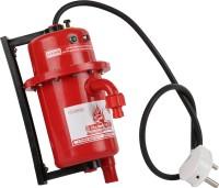 Mr.Shot 1 L Instant Water Geyser(Red, Essential)