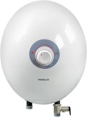 Havells 6 L Storage Water Geyser(White, Opal)
