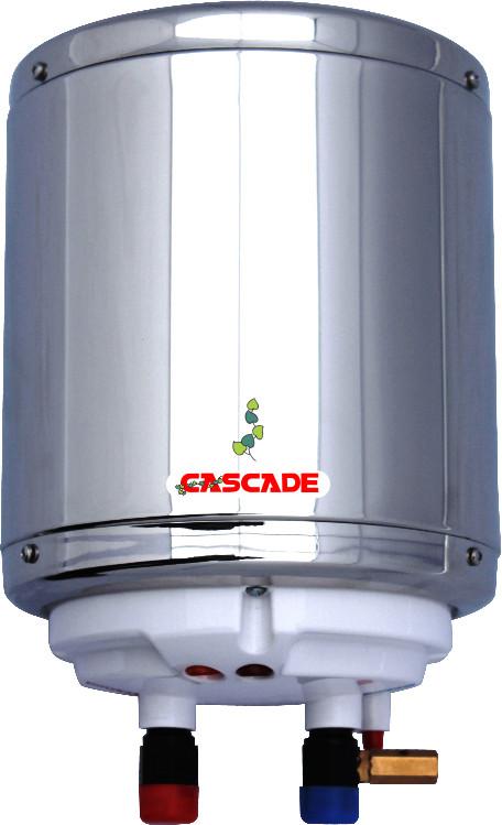View Cascade 3 L Instant Water Geyser(Silver, Shower D 4.5KW) Home Appliances Price Online(Cascade)