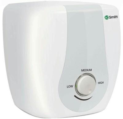 AO Smith 6 L Storage Water Geyser(White, SAS)