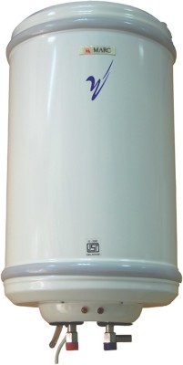 Marc 25 L Storage Water Geyser(White, 25ltr Max Hot)