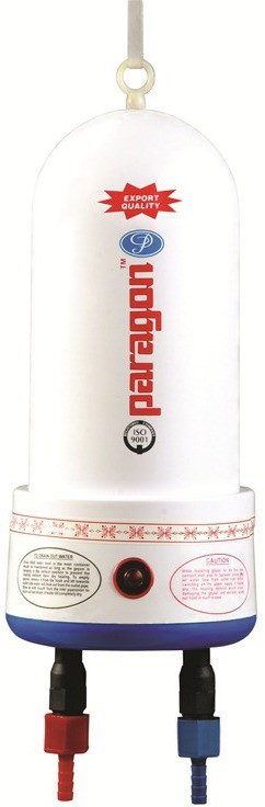 View Paragon 2 L Instant Water Geyser(White, Portable Instant) Home Appliances Price Online(Paragon)