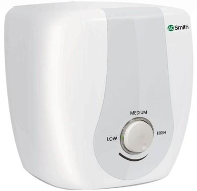 AO Smith 10 L Instant Water Geyser(White, Silver, Sas)