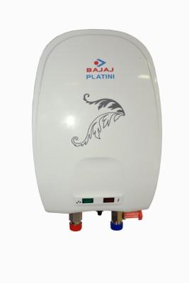 Bajaj 3 L Instant Water Geyser(White, PLATINI PX3 I)