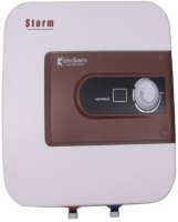 Ekta Brawnx 25 L Storage Water Geyser(CREAM COLOR BODY WITH BROWN PANNEL, STORM X2-2203)