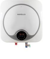 Havells 15 L Storage Water Geyser(White, Grey, GHWEQDTWG015)