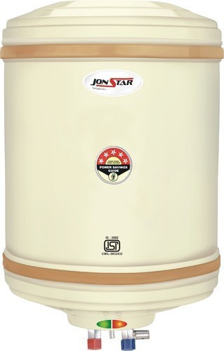 View Jonstar 15 L Storage Water Geyser(White, Delux) Home Appliances Price Online(Jonstar)