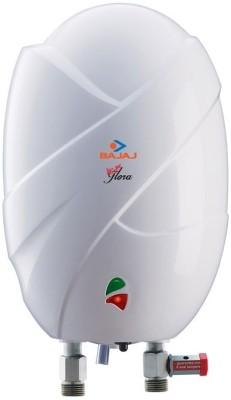 Bajaj 3 L Instant Water Geyser(White, Flora 3L-3KW Instant Water Heater)