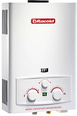 Racold 5 L Gas Water Geyser(White, LPG)