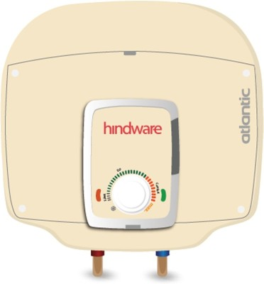 Hindware 10 L Storage Water Geyser(Multicolor, Atlantic 10 Ltr SWH Ivory)