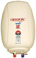 Aronic 10 L Storage Water Geyser(Ivory, SUNNY 5 Star (BEE) 10 Lt)