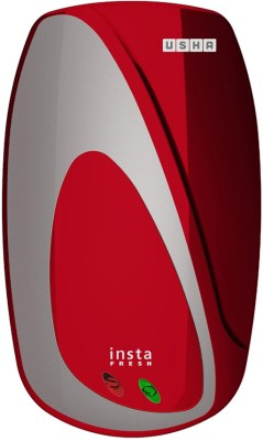 Usha 3 L Instant Water Geyser(Maroon, Instafresh Instant Wine Silver)