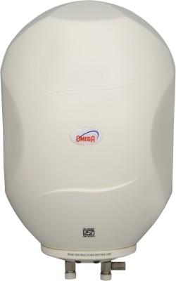 Omega 15 L Storage Water Geyser(White, Water Heater Hot Bond)