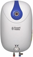 Russell Hobbs 25 L Electric Water Geyser(White, Blue, RWH25PX)