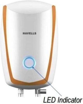 Havells 3 L Instant Water Geyser(White, INSTANIO)