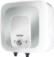 Eveready 15 L Storage Water Geyser(White, Enlivo15VP)