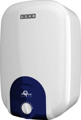 Usha 10 L Storage Water Geyser(White, Blue, Aqua Genie)