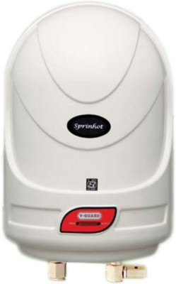 V-Guard 3 L Instant Water Geyser(White, Sprinhot)