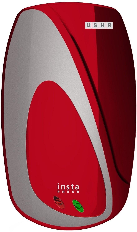 Usha 3 L Instant Water Geyser Red Instafresh 3000 Watt