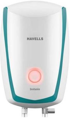Havells 3 L Instant Water Geyser(White Blue, Havells INSTANIO 1LTR 3KW)
