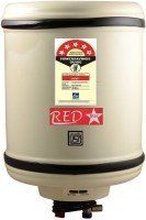 Red Star 15 L Storage Water Geyser(Ivory, White, Metal)